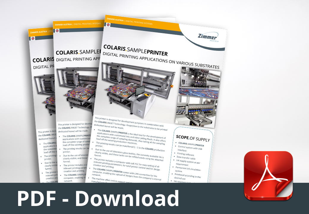 Download COLARIS Sampleprinter
