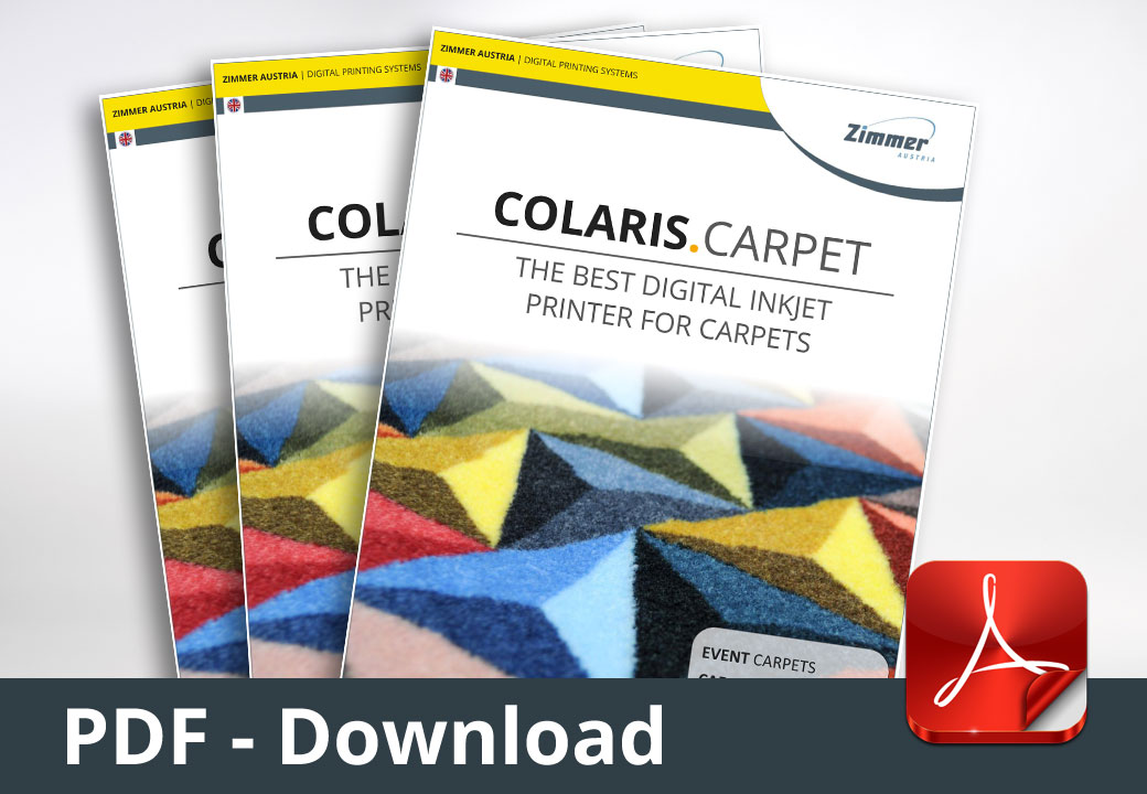 COLARIS.CARPET Printer
