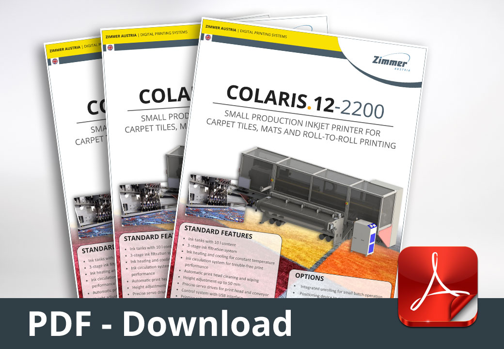COLARIS 12-2200 | Small Production Printer