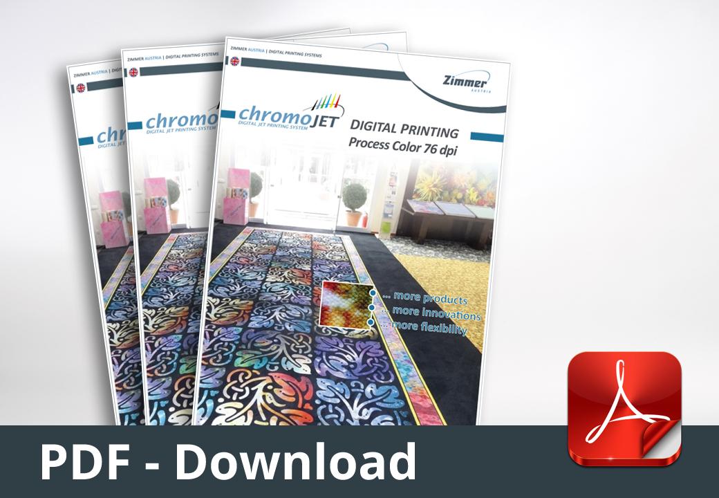 CHROMOJET 800 - Process Color Printing