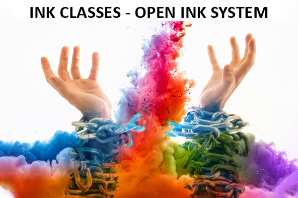 Ink Classes