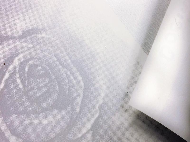 Aircraft Interior Foils Laminates Printing