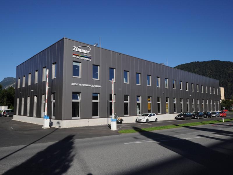ZIMMER Kufstein Technology Center