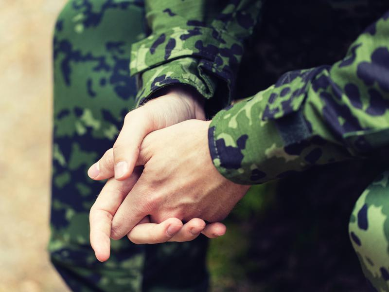 Military-camouflage-print