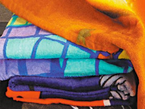 Towels Flat Screen Printing