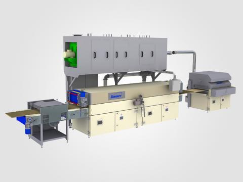 Filter Paper Dryer ZIMMER AUSTRIA
