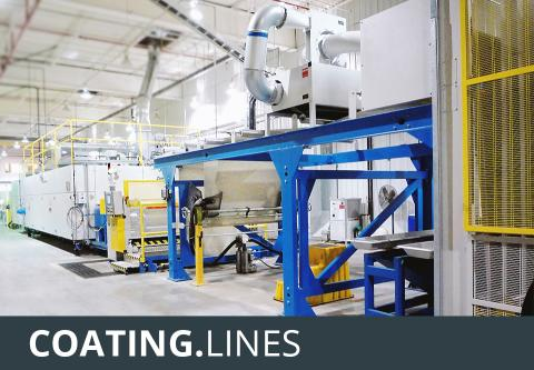 Coating Lines by ZIMMER Austria