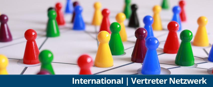 Internationales Partner Netzwerk von ZIMMER AUSTRIA