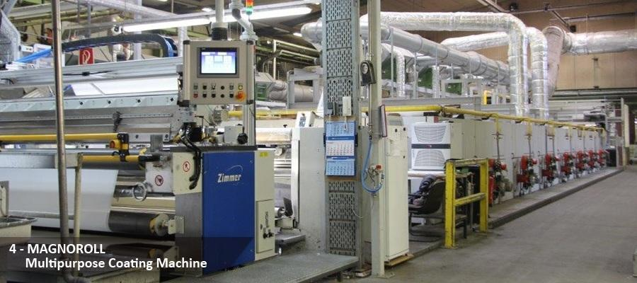 4 - MAGNOROLL Multipurpose Coating Machine by ZIMMER AUSTRIA