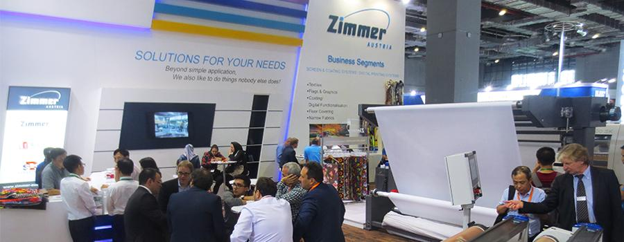 Zimmer Austria Trade Fair Shanghai 2016