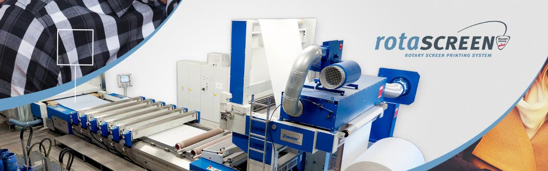 ROTASCREEN TG TU - ZIMMER Screen Printing